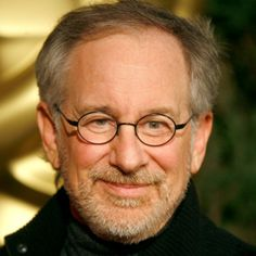 Steven Spielberg for his genius and creativity and for his inspiring films