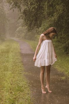 The best of from my All Things Natural Tumblr Blog... boho white dresses