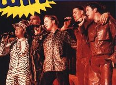 Boyzone Tours