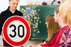 La educación vial: Un enfoque didáctico y pedagógico