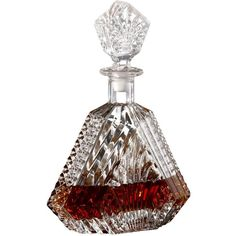Wellington Collection Whiskey Decanter (€30) ❤ liked on Polyvore featuring home, kitchen & dining, bar tools, fillers, drinks, food, food and drink, decor, backgrounds and entertaining and dining