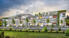 Commercial space for shops in Greater Noida