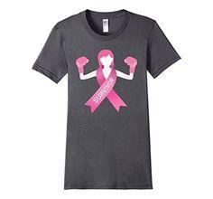 Breast Cancer Awareness Survivor Fighter - Female Small - Asphalt SpiceTree Designs http://www.amazon.com/dp/B016CMV3U0/ref=cm_sw_r_pi_dp_hGZfwb179G1HK