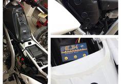 CRF 250L modifications
