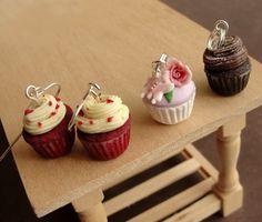 Cupcake Jewelry by fairchildart on deviantART