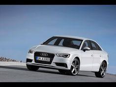 2014 Audi A3/S3 Sedan Sneak Preview