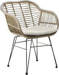 Ε244,Κ2 Outdoor Chairs, Outdoor Furniture, Outdoor Decor, Coffe Table, Wicker, Appointments, Home Decor, Salsa, Decoration Home