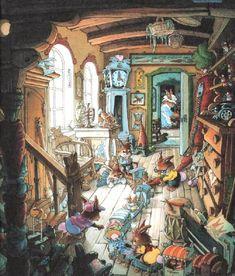 Иллюстрация 48 из 74 для Веселый карнавал - Женевьева Юрье | Лабиринт - книги. Источник: Zhanna