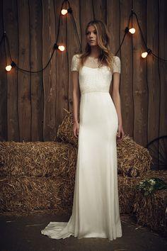 Jenny Packham Carrie Ivory 2017 Bridal df66646b72e1