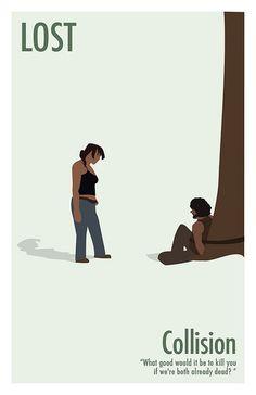 """LOST Season 2 - """"Collision"""" - Ana Lucia centric episode"""