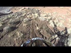 Logan Binggeli MTB Test Track - YouTube