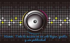 Humm. Toda la música en un solo lugar, gratis y sin publicidad #appsandroid #musica