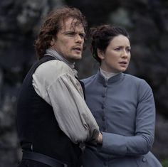 """519 Likes, 1 Comments - Italian Outlanders (@outlander_world) on Instagram: """"New #Outlander 3x08 still with #SamHeughan and #CaitrionaBalfe as #JamieFraser and #ClaireFraser .…"""""""