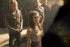 Amberle prepares for the unknown journey ahead. Ready, Princess? #TheShannaraChronicles