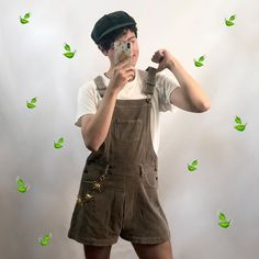 Dungarees, Overalls, Overall Shorts, Corduroy, Cover Up, Pants, Women, Fashion, Trouser Pants
