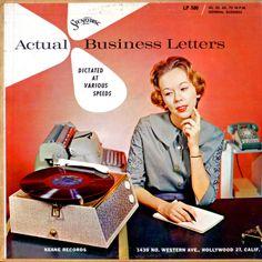 """""""Actual Business Letters"""" - Retronaut"""