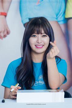 toodur2 tistory :: AOA (에이오에이), 엘레쎄 팬사인회 in 부산 광복점 #2