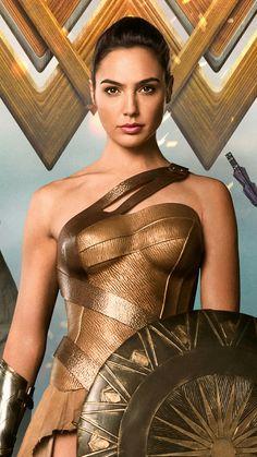 Gal Gadot as Diana Prince -- Wonder Woman Dc Movies, Comic Movies, Harley Quinn, Beautiful People, Beautiful Women, Gal Gadot Wonder Woman, Wonder Woman Cosplay, Lois Lane, Cinema