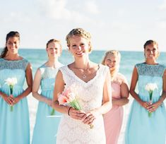 Bridesmaid Dresses designed by Alexis Kay Bridal in Dekalb, IL. Design your own bridesmaid dress. Chiffon bridesmaid dress. Lace bridesmaid dress. Beachy bridesmaid dress. Bateau neck bridesmaid gowns.  Alexis Kay Designs In-House Designer only at Alexis Kay Bridal in Dekalb, IL.