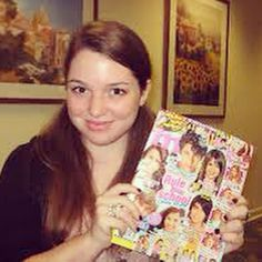 #TBT to when Jennifer Stone from 'Wizards of Waverly Place' stopped by our office!
