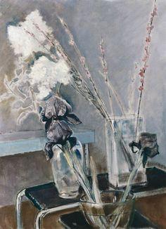 GLYN WARREN PHILPOT (1884-1937) - Still Life, oil on canvas, 79 x 58.5 cm