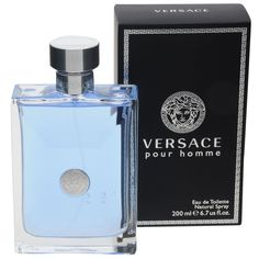 Versace Pour Homme 200ml EDT Mens ($46) ❤ liked on Polyvore featuring men's fashion, men's grooming and men's fragrance