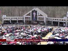 EWTN   #DivineMercy Celebration, Stockbridge, MA - 2015/04/12 - YouTube