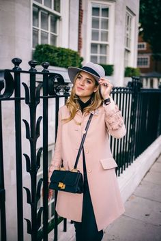 Pink in Belgravia | Gal Meets Glam | Bloglovin'