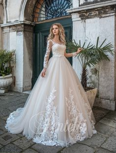 Suknia ślubna Pentelei 2226