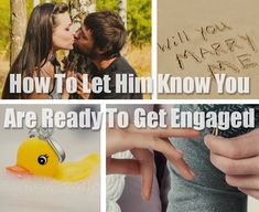 Pay attention to these signs that she's ready to get engaged.