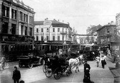 1928 год, Мясницкая улица