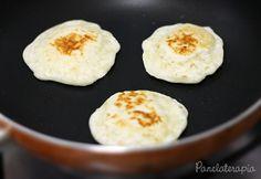Pão de Queijo de Frigideira ~ PANELATERAPIA - Blog de Culinária, Gastronomia e Receitas