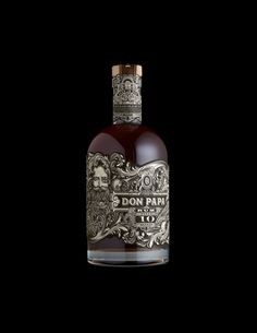 The Dieline Awards 2015: 1st Place Spirits- Don Papa 10 Year Old — The Dieline - Package Design Resource