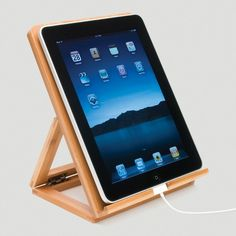 wood ipad stand plans
