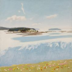 The Parrish Art Museum, Southampton, NY, Gift of the Estate of Fairfield Porter
