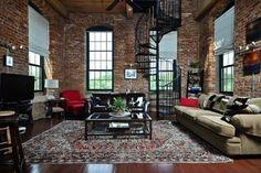 I love lofts. jennyjstone http://media-cache1.pinterest.com/upload/92746073545658392_Oa0UonPh_f.jpg