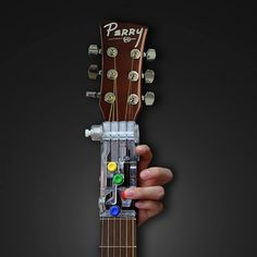 ChordBuddy Guitar Learning System & Teaching Aid Chord Buddy with True Tune Chromatic Tuner Free Guitar Lessons, Music Lessons For Kids, Piano Lessons, Art Lessons, Guitar Chords, Acoustic Guitar, Guitar Logo, Guitar Scales, Guitar Tattoo