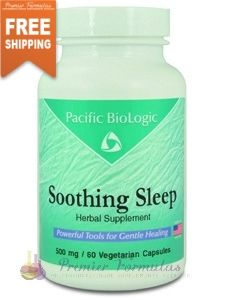Soothing Sleep 60 vcaps