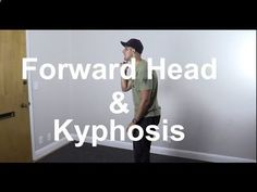 Forward Head Posture and Kyphosis Fix - 2 Easy Exercises - YouTube