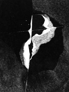 Pierre Cordier, Chimigramme, 1966