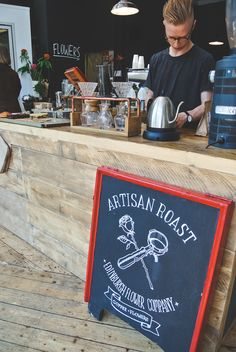 artisan roast cafe