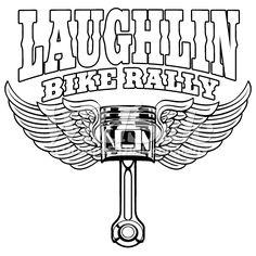 Laughlin Bike Rally Piston, pocket | The Wild Side
