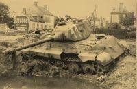 PzKpfw VI Ausf. B. Башня Порше. — Каропка.ру — стендовые модели, военная миниатюра