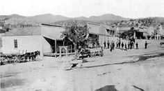 """Frisco, Utah, 1880 - This Utah ghost town was once described as """"Dodge City, Tombstone, Sodom and Gomorrah all rolled into one."""""""