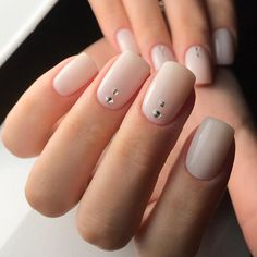 Desire for sensible nails idea? Why not check this quite ingenious idea number 9844761237 today. in 2020 Desire for sensible nails idea? Why not check this quite ingenious idea number 9844761237 today. Classy Nails, Stylish Nails, Trendy Nails, Gem Nails, Nude Nails, Hair And Nails, Milky Nails, Baby Pink Nails, Nail Jewels