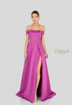 Dresses - Pageant Planet Designer Formal Dresses, Formal Dresses For Women, Designer Gowns, Formal Evening Dresses, Formal Gowns, Evening Gowns, Strapless Dress Formal, Evening Party, Terani Couture