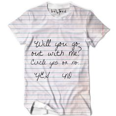 Yes or No Men's Tee