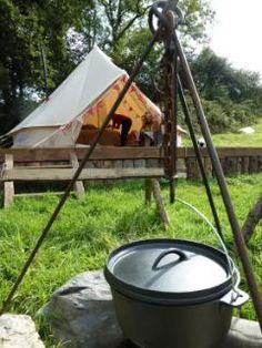 Incredible campsites Henfryn Farm