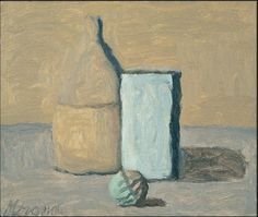 Still Life, 1964 - Giorgio Morandi - WikiArt.org