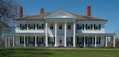 Government House (Fanningbank), home of Lt. Governor of PEI, open July & August